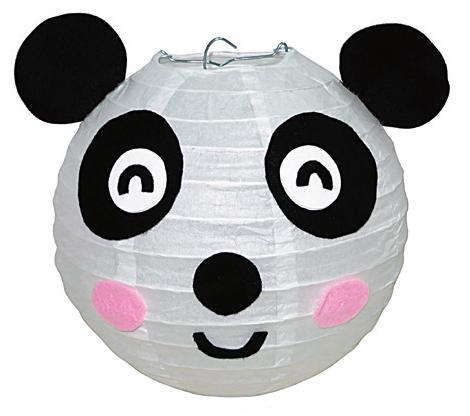 熊貓造型燈籠-創意燈籠系列