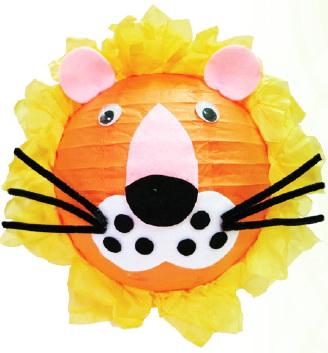 獅子王造型燈籠-創意燈籠系列
