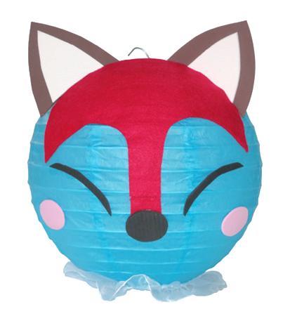小狐狸造型燈籠-創意燈籠系列