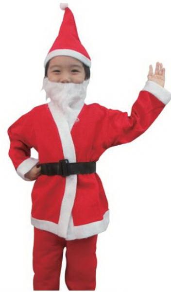 小孩聖誕服