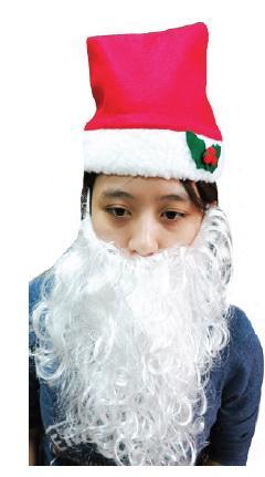 聖誕老公公鬍
