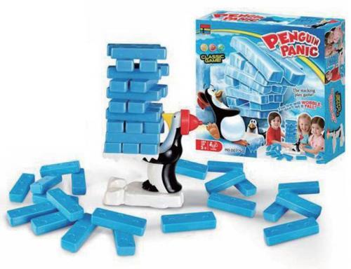 冰條疊疊樂-腦力激盪桌遊系列